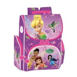 Disney FAIRIES  Ranzen Schulranzen  Rucksack Tornister Tasche Neu ovp