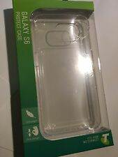 Telstra Crystal Hard Protect Case Clear for Samsung Galaxy S6. Brand New Package