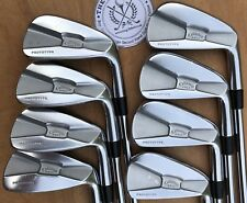 Callaway PROTOTYPE MB FORGED Irons - 3 - PW - PROJECT X 5.5 RIFLE SHAFTS