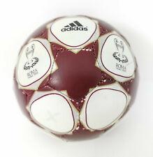 Fussball Adidas Champions League Finale 2009 ROMA Mini I Barcelona Man United