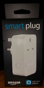 Amazon B082YTKC47 Alexa Certified Smart Plug - White