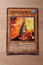 Cannonball Spear Shellfish IOC-085 Common Yugioh Card