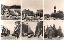 Manchester Post-War (1945 Present) Collectable Lancashire Postcards