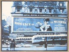 2012 Jack White - NYC I Silkscreen Concert Poster s/n by Rob Jones