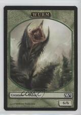 2012 Magic: The Gathering - Core Set: 2013 Booster Pack Base #T10 Token Wurm n5i