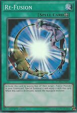 YU-GI-OH CARD: RE-FUSION - SUPER RARE - FUEN-EN051 1ST EDITION