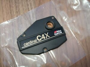 ABU CARDINAL C4X SIDE PLATE UNUSED PART COVER PLATE