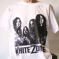 metal rock t-shirt unisex WHITE ZOMBIE helmet danzig faith no more S-3XL