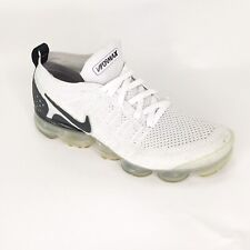 Nike Air Vapormax Flyknit 2 'Reverse Orca' White Black Sneakers Shoes Size 8.5
