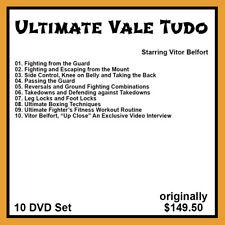 Vitor Belfort's Ultimate Vale Tudo (10 DVD Set)