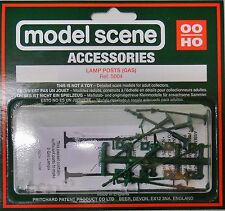 Modelscene Accessories 5004 - Lamp Post (Gas) - (00) Railway Models
