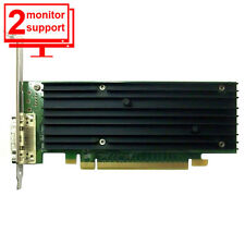 nVidia Quadro NVS 290 256MB Dual DVI Monitor Video Card HP 454319-001 456137-001