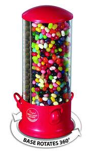 Triple Candy Machine Dispenser Machine 3 Compartments Gumball Gum Ball Snacks