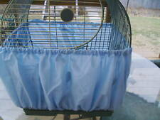 """#2  38""""-60"""" Fabric Birdie Bloomer Seed Catcher Skirt for Cages color or pattern"""