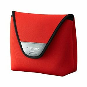 Shimano Reel case reel guard For spinning PC-031L Red 785848 from Japan A91339