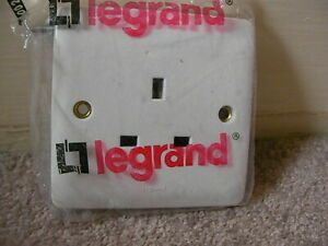 ELECTRICAL SOCKET UNSWITCHED 1 GANG 13 A SYNERGY.NEW. TAKE A LOOK AT PICS/DESCRI