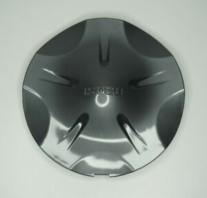 "Genuine Izuzu D-MAX 17"" Wheel centre (metallic grey)"