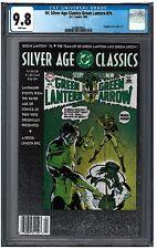 DC SILVER AGE CLASSICS GREEN LANTERN #76 CGC 9.8 (1992) DC Comics Reprint