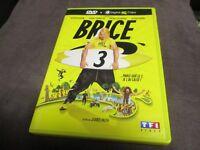 "COFFRET 2 DVD NEUF ""BRICE 3"" Jean DUJARDIN, Clovis CORNILLAC"