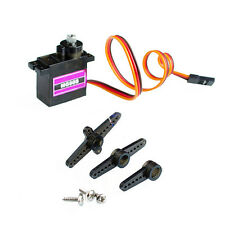 1pcs MG90S Metal Gear Micro Servo for RC Helicopter Airplane Car Boat