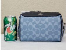 ❤️NWT Coach BENNETT Crossbody Bag Denim floral or Leather satchel tote handbag