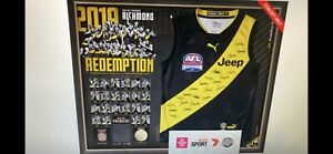 Signed Richmond Jersey 2019 with COA