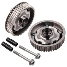 2pcs Timing Camshaft Gear for Chevrolet Aveo Cruze Sonic 1.6L 1.8L L4 DOHC New