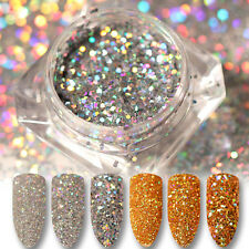Nail Art Glitter Sequins Powder Laser Paillette  Decoration BORN PRETTY