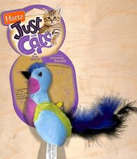 New listing Hartz Just For Cats Chirping Bird Cat Toy