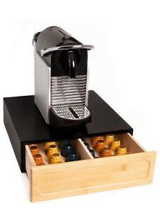FMC SOLUTIONS Cassetto Porta Capsule o Cialde Nespresso Dolce Gusto Modo Mio