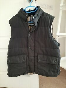 Mens Barbour Bothwell Gilet XL in very good condition!