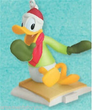 Hallmark 2012 Cool Duck Donald Ready! Set! Snow!  Ornament