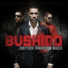 """BUSHIDO """"ZEITEN ÄNDERN DICH"""" CD NEU"""