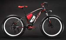 "Electric Bike eBike Mountain Bike Ninja 26"" 4.0 Fat Tire NEW GEN Ninja"