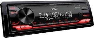 JVC KD-X270BT MP3 Digital Media Player Bluetooth iHeart Radio Pandora Spotify