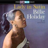 Holiday- BillieLady In Satin (Solid Blue Vinyl) (New Vinyl)