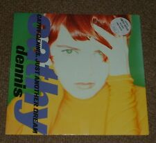"""CATHY DENNIS just another dream 1990 UK POLYDOR 12"""" SINGLE EP + POSTER"""