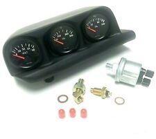 BMW 528e, 533i, 535i, M5 e28 82-88 gauge console (w/ VDO gauges)