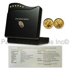 USA 2016 Walking Liberty Half Dollar 1/2 oz Gold Coin with COA & Box SKU#7507