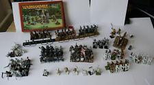 Bretonen Infanterie Große Armee Streitmacht Warhammer 9th Age of Sigmar Bretonia