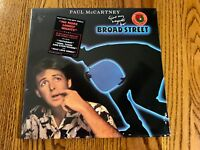 Paul McCartney Give My Regards to Broad Street ORIGINAL STILL FACTORY SEALED