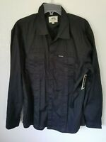 Ecko Unltd Black Long Sleeve Shirt-Cotton-Mens  XL-New With Tags