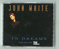 John Waite cd-maxi IN DREAMS © 1993 from the film TRUE ROMANCE German-4-track-CD