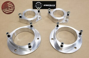 """[SR] 3"""" Billet Lift Kit Spacers for 10-15 Subaru Legacy & Outback & FRS / BRZ"""