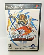 Drakengard 2 (Sony PlayStation 2, 2006) Complete with Manual