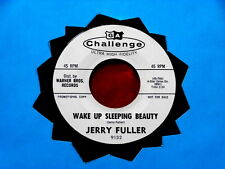 JERRY FULLER~WALK UP SLEEPING BEAUTY~ RARE PROMO~ VG++~TRUST ME~ ~ TEEN 45
