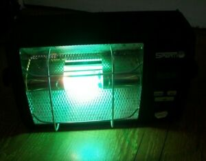 Sperti 800 Watt Tanning Light Model DEL SOL Portable Made 2001 Works Perfectly!