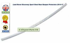 Land Rover Discovery Sport Super Stainless Steel Rear Bumper Protector 2014-17