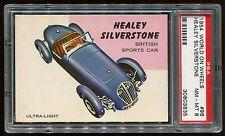 1954 World On Wheels #096 Healy Silverstone British Sports Car PSA 8 NM-MT