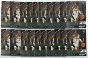 x20 KIRA LEWIS Jr 2020-21 Prizm Draft #64 Rookie Card RC lot/set Pelicans invest